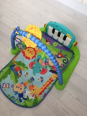 Fisher Price Kick And Play Piano..Excellent condition!!