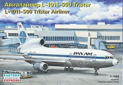 Eastern Express 1/144  Aircraft L-1011-500 Tristar  PANAM EE144114