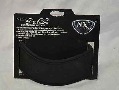 Tippmann neck protector one size fit black paintball NXe (#bte48)