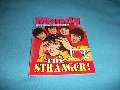 MANDY  PICTURE STORY LIBRARY BOOK from 1990's: never been read-ex condit