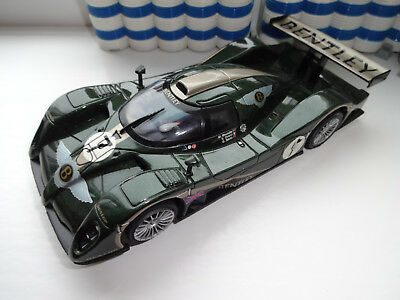 Carrera Scalextric Bentley EXP Speed 8 - Le Mans 2001 - Modified Racer Slot Car