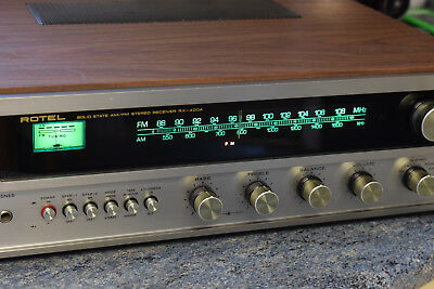 Rotel RX-400A Stereo Receiver Hi-Fi Separate Phono Amplifier