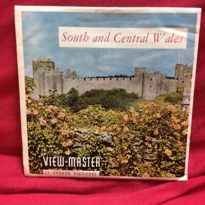 View-Master N°335 South And Central Wales