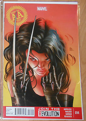 X-23 / Avengers Arena  #1 - #18 COMPLETE / 1st Print.  9.8 NM
