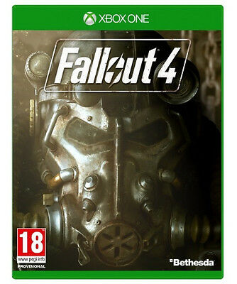 Fallout 4  XBOX ONE Game UK Sealed New
