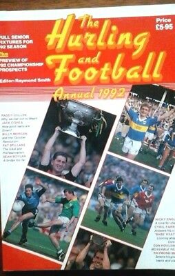 Hurling And Football Annual 1992