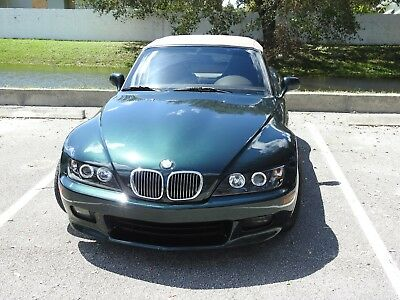 2002 BMW Z3  2002 BMW z3 Convertible 6 cylinder LOW Miles New Top LOOK!