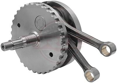S&S Cycle 124in 3pc FlyWheel Assembly 99-06 Twin Cam 88 & 88B  320-0475