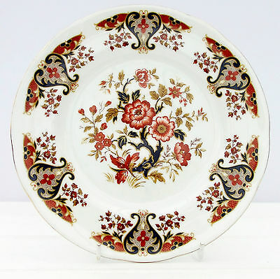 Vintage Colclough Royale Bone China Salad Plate Floral