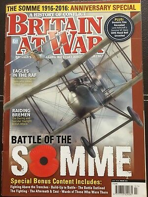 Britain at War Magazine - Somme Anniversary Special July 2016