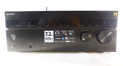 Sony STR-DN1050 7.2 Channel Hi-Res 4K AV Receiver Built-in Wi-fi, Bluetooth