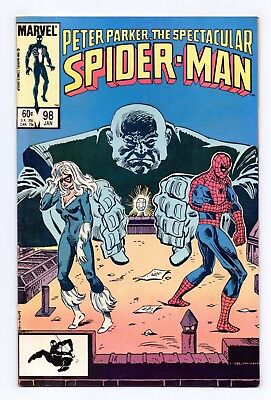 Marvel Comics: Spectacular Spider-Man #98 & #99 - Both Issues!