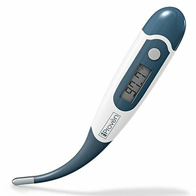 Best Digital Thermometer for Rectal, Oral and Axillary Underarm Body Temperature