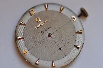 Omega Movement Dial 266 Working