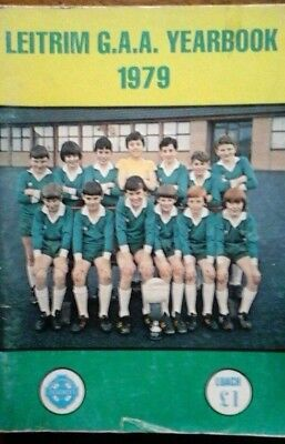 Leitrim Gaa Official Yearbook 1979