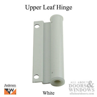 Andersen Hinge Leaf, Screen Door, Upper - White (2579476)