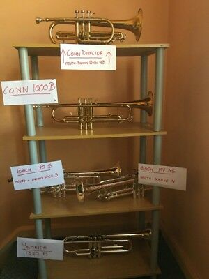 Collection 5 Trumpets (Must See Description)