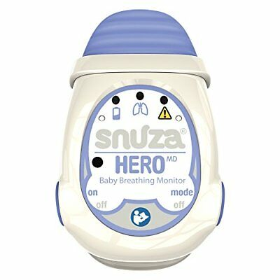 Snuza Hero MD Medically Certified Portable Baby Breathing Monitor