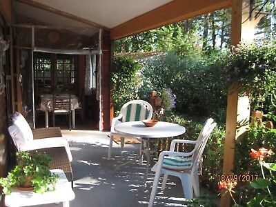Montalivet by the sea, CHM Naturist Chalet 3 weeks in AUGUST, or JUNE, JULY