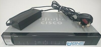 ★★★★ Cisco ISA550 Security Integrated Appliances ISA550-K9 with UK Power