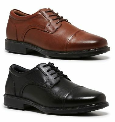Mens HUSH PUPPIES PETER LACE UP FORMAL/DRESS/WORK/LEATHER SHOES