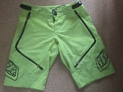 Troy Lee Ace shorts gents size 34