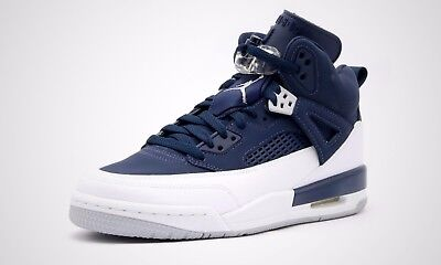best service 45381 d170c Nike Big Kids  Boy s AIR JORDAN SPIZIKE BG Shoes Midnight Navy 317321-406 b