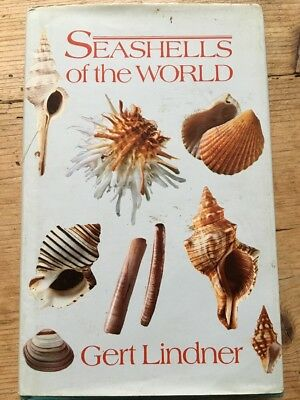 Seashells Of The World - Gert Lindner (Hardback 1978)