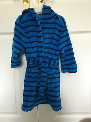 Mothercare Boys Dressing Gown 18-24 Months