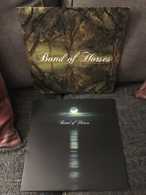Band Of Horses 2 Vinyl Albums LP Joblot Everything All The Time Subpop