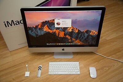 Apple iMac 27Inch Late2009 3.06Ghz Intel core 2 duo 16Gb