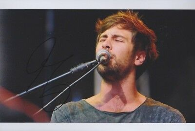 MAX GIESINGER Foto 20x30 Autogramm IN PERSON original signiert signed