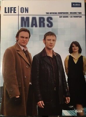 Life On Mars Volume 2 Companion Signed By 21 Cast/Crew Members