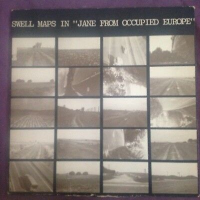 """Swell Maps - Jane From Occupied Europe , Original 1980 12"""" LP"""