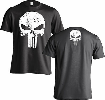PUNISHER DESTROYED Kult Funshirt FUN SHIRT