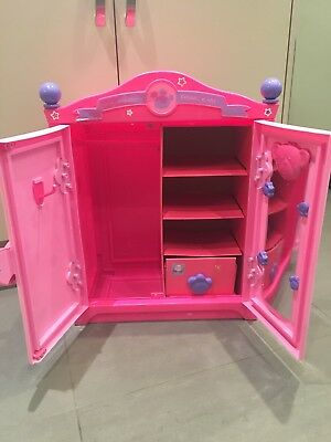 Build a Bear Workshop Wardrobe with Clothes, Wigs, Shoes & Accessories