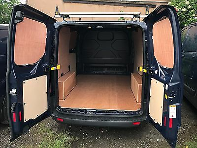 Ford Transit Custom SWB L1 Ply Wood Floor, Free Postage Or Fitting In Barnsley