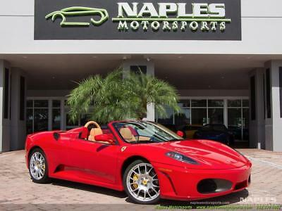 2007 Ferrari 430 Spider 6 Speed 2007 Ferrari F430 Spider 6 Speed Manual Transmission, Collectors Don't Wait.