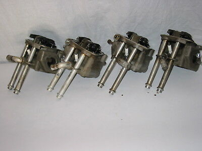 Set Of 4 Rotax 912 Cylinder Heads !!!