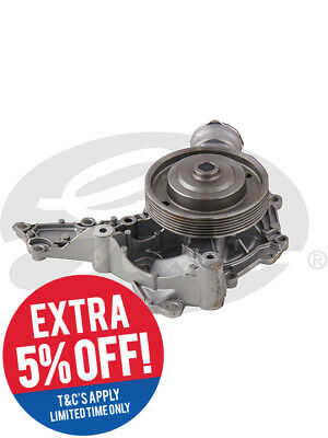 Gates Water Pump FOR MERCEDES-BENZ C-CLASS W204 (GWP4244)