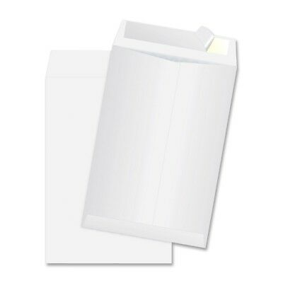 "100 Pack Plain White Paper Catalog Envelopes Self Seal Adhesive 9"" x 12"" 150 GSM"