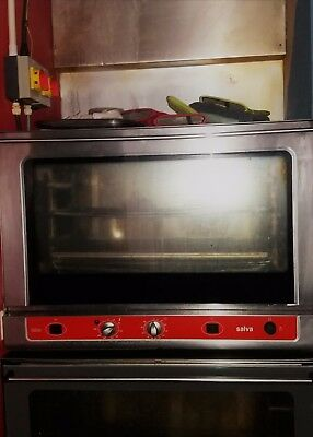 used industrial oven electric