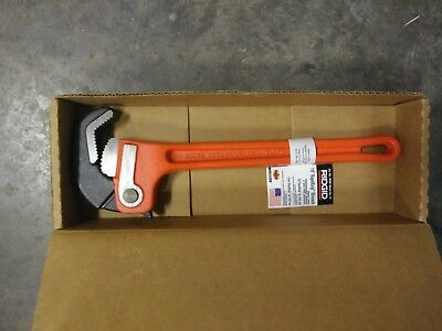 Rigid Rapidgrip one handed wrench