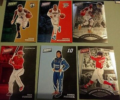 2017 The National mixed sports card lot