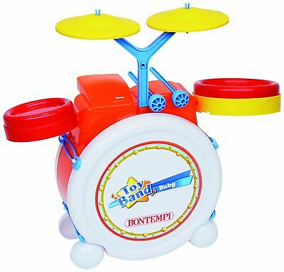 Bontempi 50 x 17.5 x 47cm Drum Set Dim