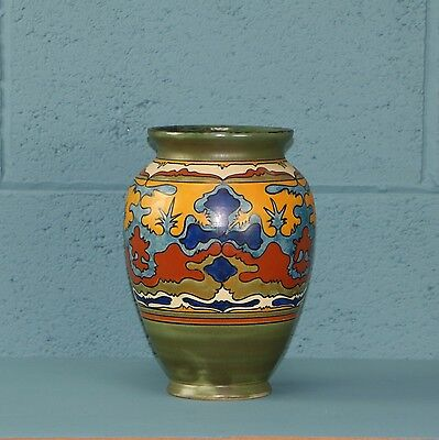 Gouda vase in green (100003)