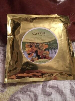 Ancient Sunrise 100% Cassia Obovata Powder 100 grams Free Shipping!