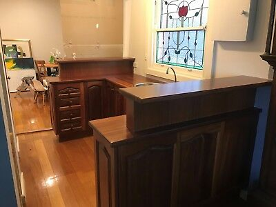 Bar / Kitchen Cabinetry
