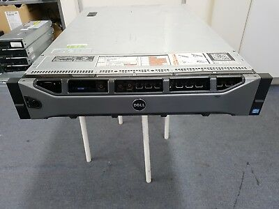 Dell Poweredge R720, 2 x Xeon E5-2620 6 Core 2.0GHz, 128GB, 4 x 900GB, H710P