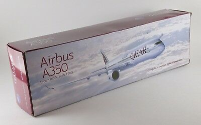 1/200 Qatar Airways Airbus A350 Corporate Model fibre glass resin A7-ALH Picmin